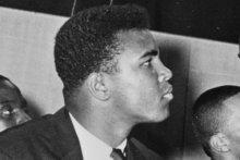 Muhammad Ali 1967